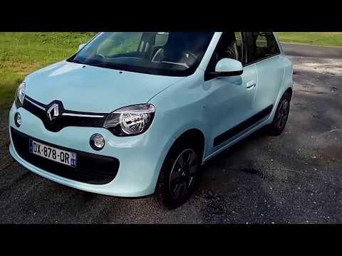 Обзор Рено Твинго (Renault Twingo Review) и про запаску