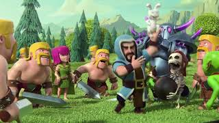 Clash of clans Newest trailer   Magic  28Wizard 29