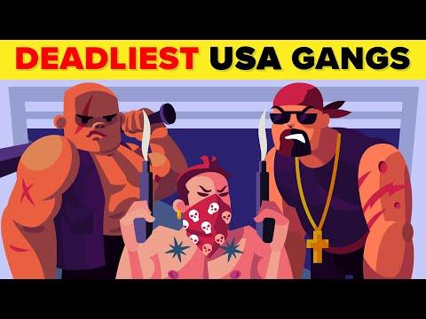 Deadliest Gangs in the USA