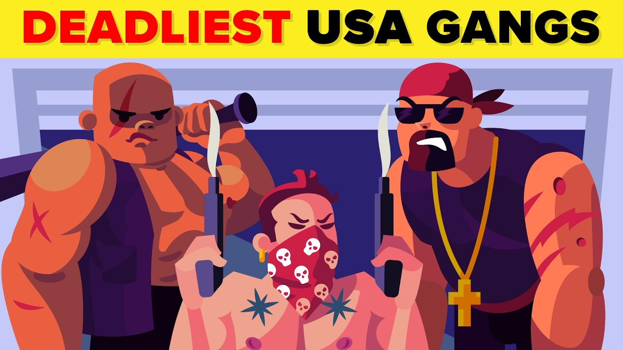 Deadliest Gangs in the USA