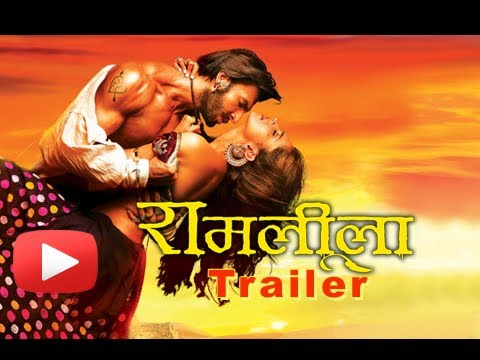 Ramleela Theatrical Trailer Out - Ranveer Singh Deepika Padukone - Review Travel Video
