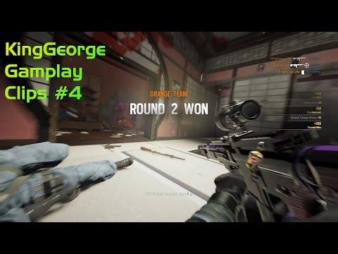 KingGeorge Clips #4! Cav triple Interrogate! Breach Charge Kill in 1v3! 1vXs!