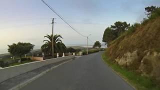 Road Tripping  - Galicia Spain - Drive from Playa de Razo to Baldayo Beach