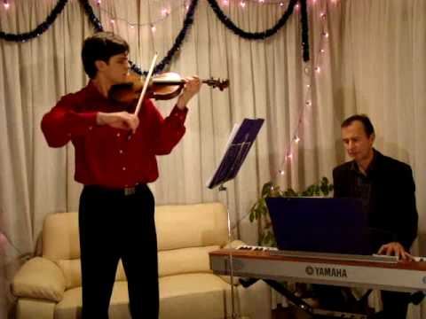 Música exclusiva para bodas en Galicia - I can't help falling in love - violin y piano