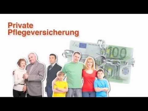 Pflege einfach erklärt - Makler der ACERTA Maklerunion GmbH