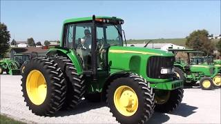 2007 John Deere 7420 Tractor For Sale by Mast Tractor!