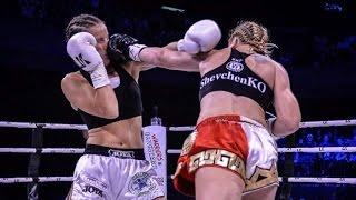 """Valentina """"The Bullet"""" Shevchenko VS Anke Van Gestle (Belgium). Full Fight.  LK3.Texas 24.07.2015"""