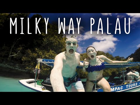 Milky Way Palau