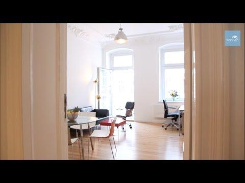 Immobilienfilm Berlin - Kreuzberg / Arndtstraße 86qm