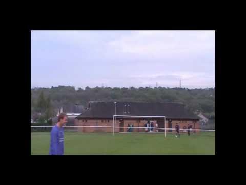 Ystradgynlais AFC Crossbar Challenge 2010-11