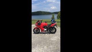 Ямасакі YM50-9 50куб 4-ступінчаста гонки на мотоциклах огляд і їздити (Джорджія, США)