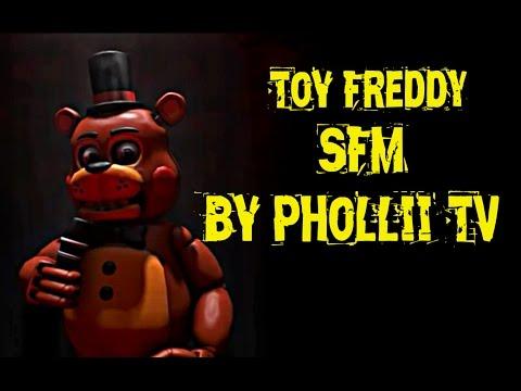 Toy Freddy SFM by Phollii TV