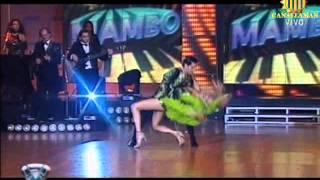 Liz Solari - Mambo - Bailando 2007