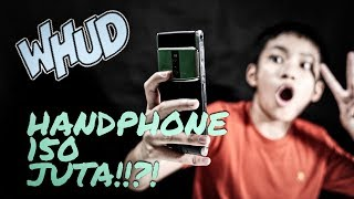 HANDPHONE HARGA 150 JUTA !!! NO CLICK BAIT (MUST SEE TILL END BEFORE COMMENTS)
