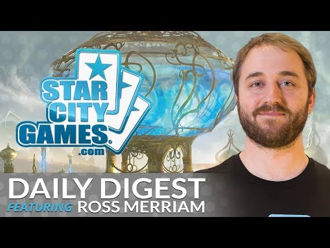 Daily Digest: Mono-Blue Reservoir with Ross Merriam [Standard]