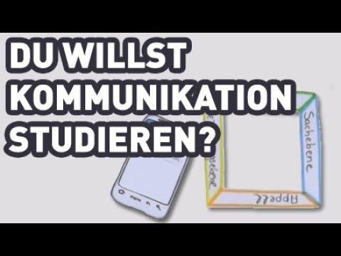 Kommunikation Studieren