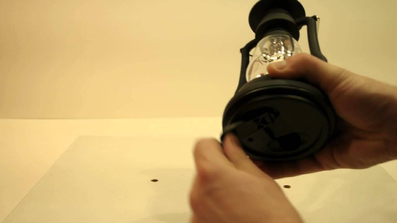 solar lampe mit dynamo solarzellen youtube. Black Bedroom Furniture Sets. Home Design Ideas