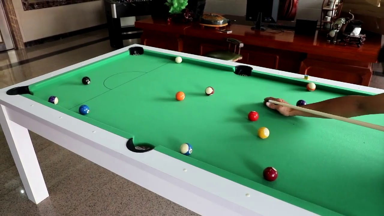 3 In 1 Pool Table Pingpong And Dining