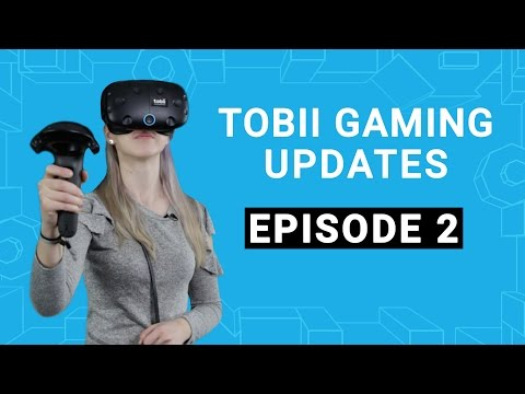 How Does Tobii Eye Tracking in VR Work? | Tobii Gaming Updates Ep.2