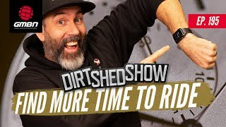Скачать Find More Time To Ride Dirt Shed Show Ep 195