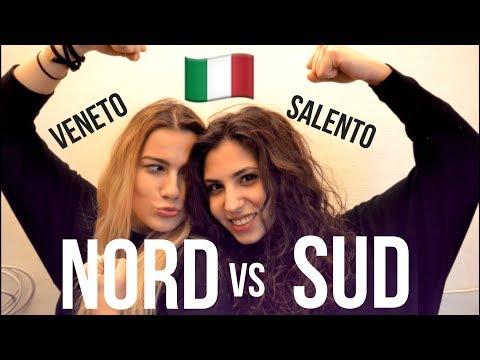 NORD VS SUD- DIALETTI CHALLENGE: VENETO vs SALENTINO (ft. Marti) | CALLMEDIDI