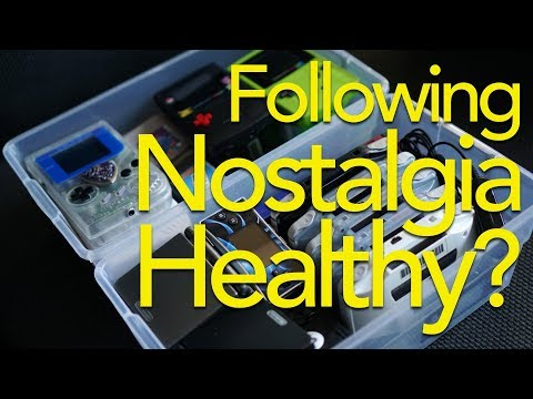 Is Following Our Nostalgia Healthy? | TDNC Podcast #103