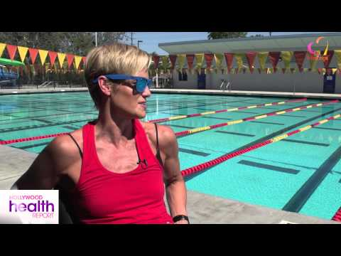 Champion Swimmer Dara Torres on Fit Living and Safe Swimming