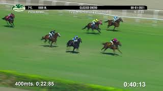 Vidéo de la course PMU CLASICO ENERO S
