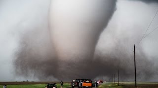 5 24 2016 Minneola to Dodge city KS  multiple tornadoes HD FULL Length