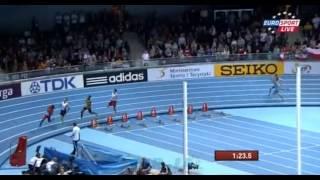 4х400м Финал - Мужчины - ЧМ в помещении 2014 - MIR-LA.com