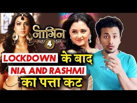 Nia Sharma & Rashami Desai To NOT Be A Part Of Naagin 4 Post Revamp