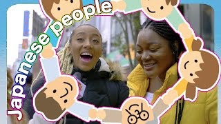 What foreigners think about Japanese people