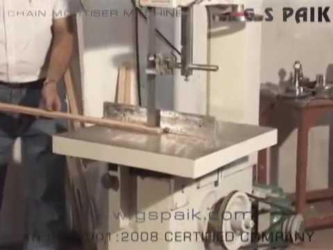 G S PAIK wood cutting bandsaw machine www gspaik com ludhiana punjab india  Call: 9914265488