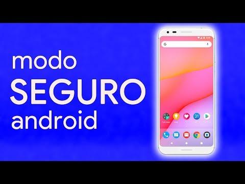 Cómo activar y desactivar MODO SEGURO en Android