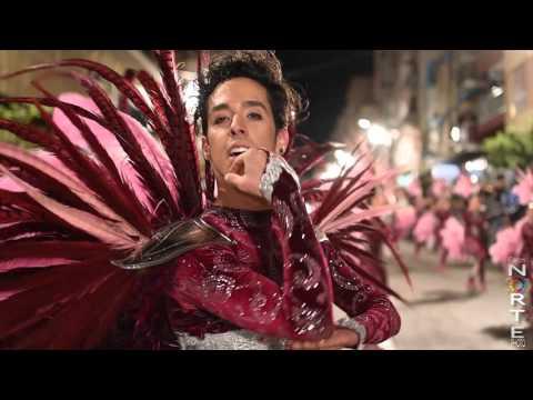 Carnaval de aguilas 2016 SUMATRA