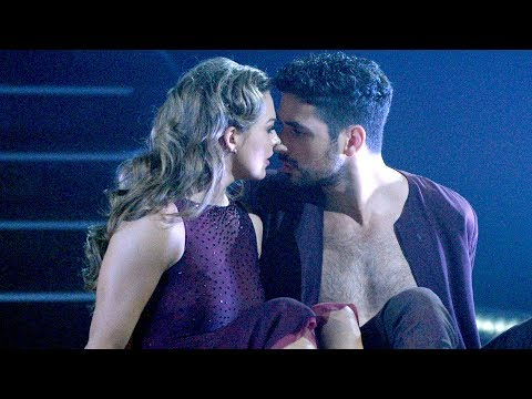 Hannah Brown Performs EMOTIONAL Contemporary to 'Lose You To Love Me' on DWTS Week 10