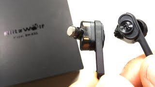 Earphone Review - BlitzWolf ES2