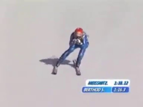 Lindsey Kildow wins downhill (Lake Louise 2005)