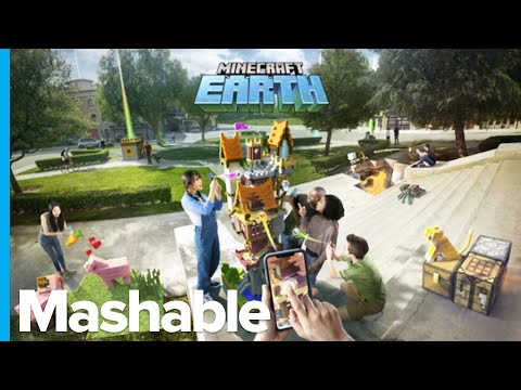 Minecraft to Release New Augmented Reality Game &39;Minecraft Earth&39;