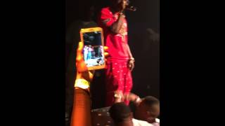 "Lil Boosie performing ""Devils"" live in Little Rock, Arkansas 2014"