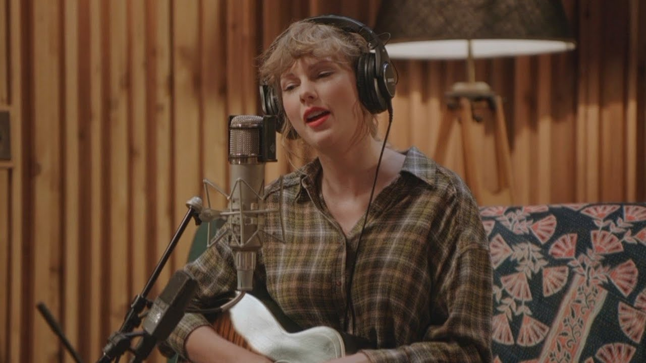 Download Taylor Swift - the 1 (folklore: the long pond studio sessions)