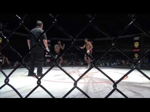 X-1 54 Champions: Tim Teves Title Defense Highlights