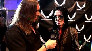 Dean Guitars 2015 N.A.M.M. Highlights - Kenny Kweens interview