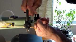 Up -grade Your Harbor Freight Scroll Saw Ez Blade Change
