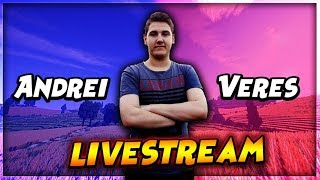 LIVE BY THURSDAY WITH THE VEREŞANS | MINECRAFT, GTA REAL LIFE, CS: GO AND FORTNITE
