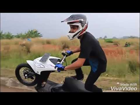 JOMBLO HAPPY VERSI FREESTYLE MOTOR