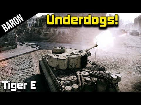 War Thunder Tanks - Tank Requests Are Back!  Tiger E and Kv-1b Premium!
