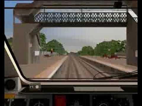 Kuju Rail Simulator  First Great Western HST