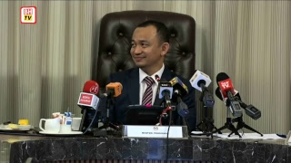 [LIVE] Press conference by Education Minister, Dr Maszlee Malik