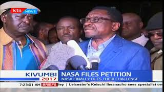 """""""This petition runs to more than 25,000 pages; pleadings, documents, and exhibits"""" James Orengo"""